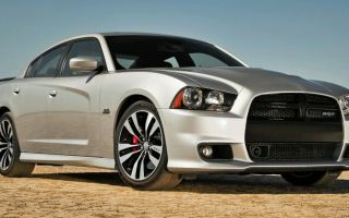 Dodge charger srt8 2012 характеристики