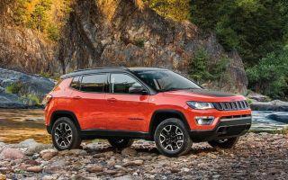 Jeep Compass 2018 – новый Джип Компас в России