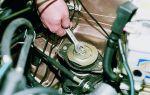 Как поменять подушки двигателя на ваз 2110