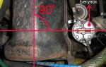 Регулировка зажигания ваз 2107 бесконтактное