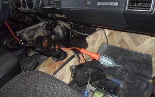 Замена радиатора печки ваз 2107 инжектор
